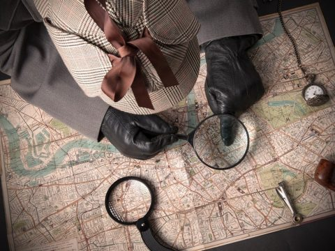 Обучение детективной и агентурной работе